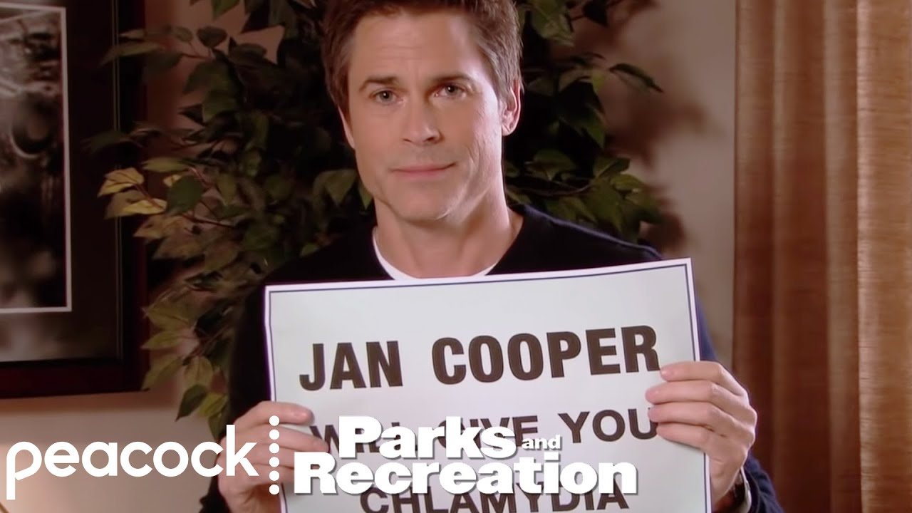 Chlamydia Affects Nearly 100% of Jan Coopers - Parks and Recreation