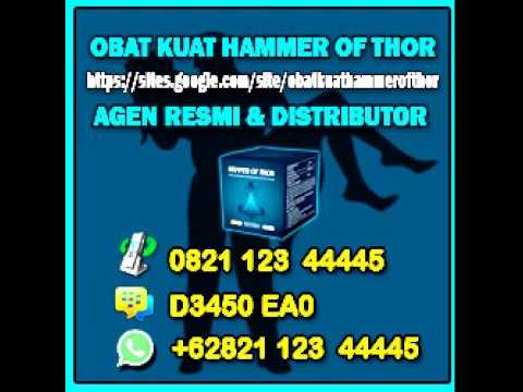 agen hammer of thor youtube