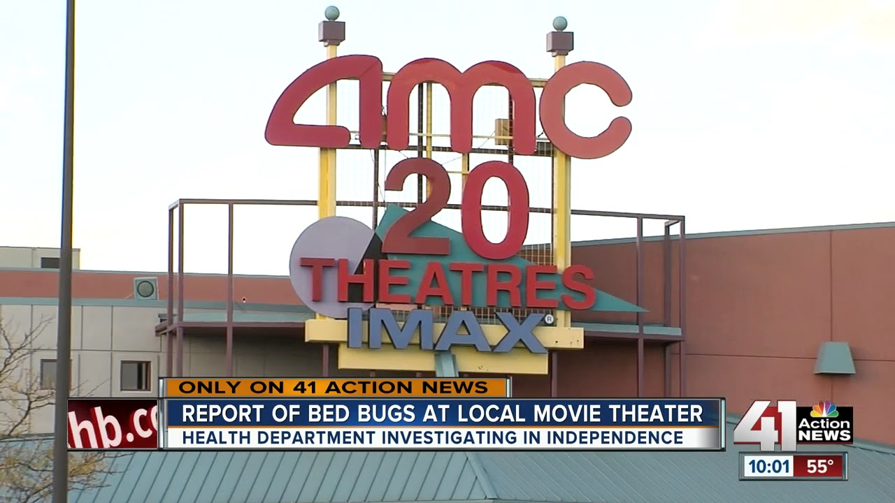 Independence Health Department investigating claim of bedbugs at AMC theater
