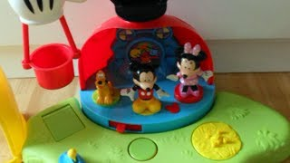 Fisher-Price Mickey Mouse Clubhouse   Disney Mickey's Surprise Clubhouse