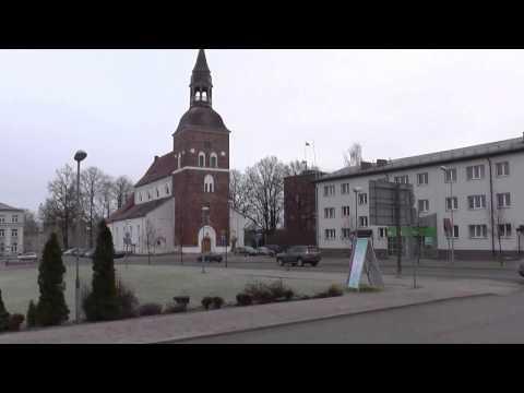 Valmiera city. Latvia