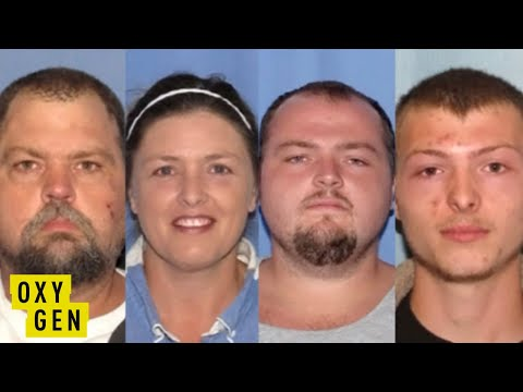 Disturbing Details Of The Pike County Massacre - Crime Time | Oxygen