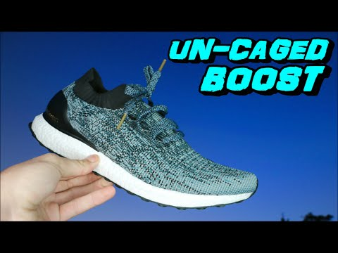 ADIDAS ULTRA BOOST UNCAGED REVIEW + ON FOOT