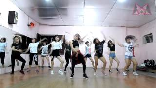Pitbull - Go Girl Dance Cover by BoBo
