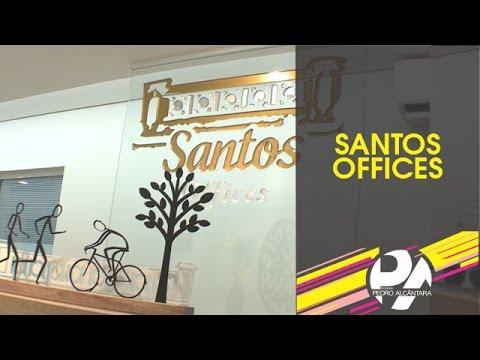 [12.11.15] Programa Pedro Alcântara - Lançamento Santos Offices