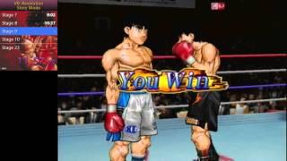 Victorious Boxers: Revolution (35:34) - Speedrun - WR