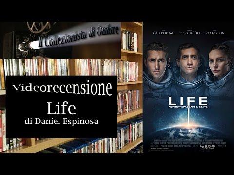 #96 Videorecensione: Life di Daniel Espinosa