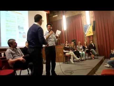 PRESENTAZIONE ALTERNATIVA CIVICA - 2 - VENERDI 9 MAGGIO 2014 - Sala Consiliare - Brandizzo (To)