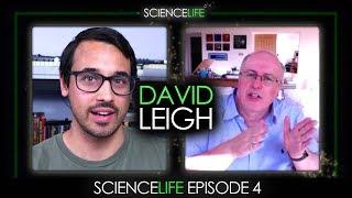 David Leigh & Tim Blais: Nanobots and Creativity   Science Life