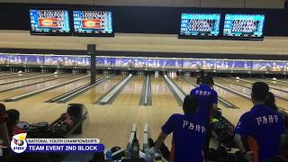 National Youth Championships Team Event 2nd Block