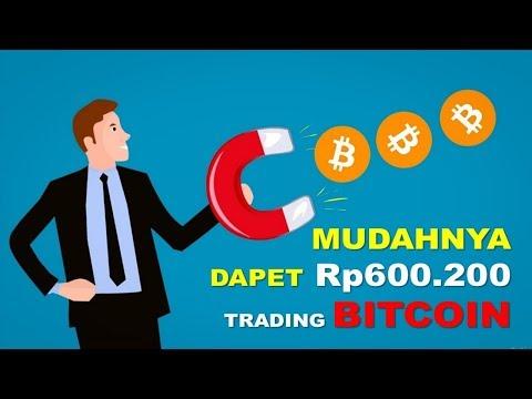 Gak nyangka segampang ini profit dari trading bitcoin Indonesia