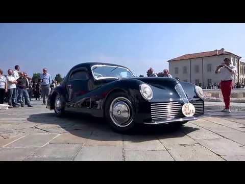 Alfa Romeo 6C 2500 Bertone 1942