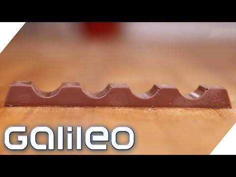 Top 10 der beliebtesten Schokoriegel Deutschlands | Galileo