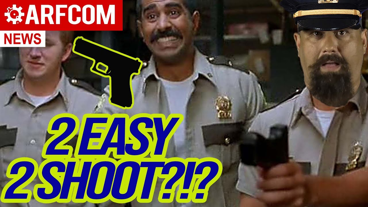 Are NYPD's New Guns Too EASY To Shoot?!?