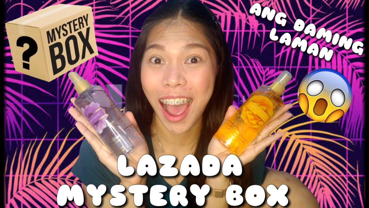 MYSTERY POUCH NA NAGING MYSTERY BOX || laughtrip ang laman || Kristyl Kate