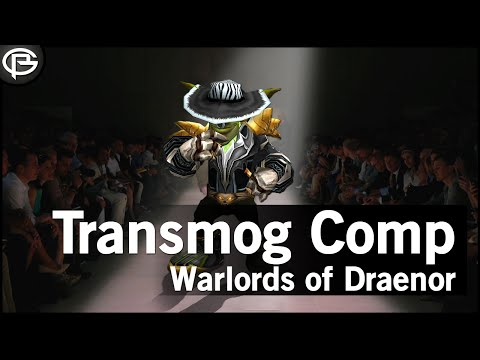 WoD Transmog Competition