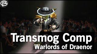 WoD Transmog Competition