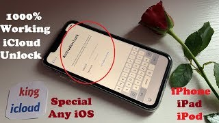 Urgently iCloud Unlock✔ Bypass Apple ID Disabled iPhone/iPad Any iOS Without iTunes/Tool/Apple ID✔