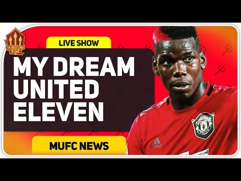 Man Utd DREAM Lineup! Kojo Funds My Man Utd Talk
