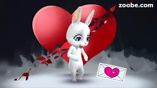 Zoobe Зайка Муж сказал, что будет меня любить :-)