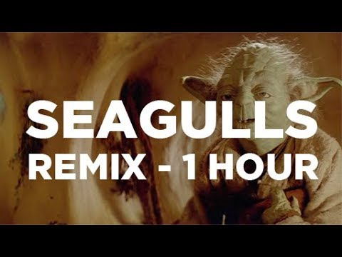 SEAGULLS! (Stop it now) - [1 HOURS CORUS REMIX] - A Bad Lip Reading