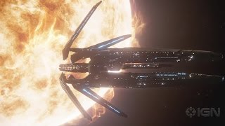 Mass Effect Andromeda: Avina Ark and Nexus Briefing Trailer thumbnail