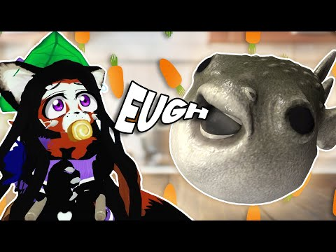 Pufferfish - VRCHAT