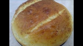 ХЛЕБ. Рецепт Домашнего хлеба из пшеничной муки. ПЕЧЁМ ХЛЕБ. #The recipe for bread