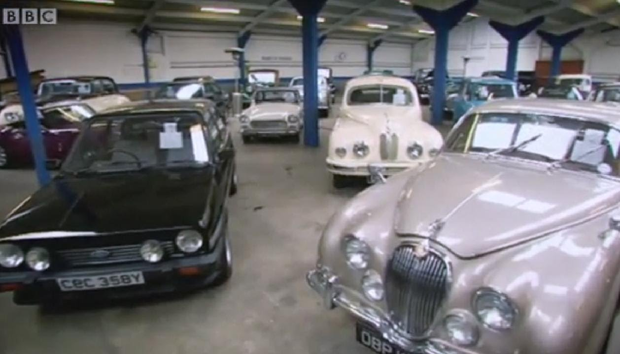Classic car rally challenge part 1 - Top Gear - BBC - YouTube