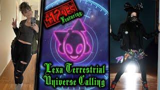 412nes: Lexa Terrestrial's Universe Calling Music Video!!