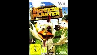 Chicken Blaster - Wii - Full Game (Deutsch / German)