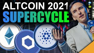 HYPER Altcoin SUPER-CYCLE Coming (BTC Dominance Collapse 2021)