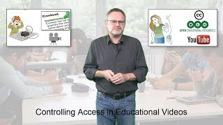 Controlling Access in Educational Videos