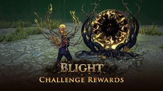 Path of Exile Blight Challenge Rewards