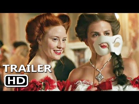 THE ASPERN PAPERS Official Trailer (2018)