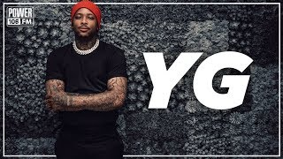 YG on Post Malone's $20,000 Debt to Him, '4 Real 4 Real', Name of His Unborn Daughter & More