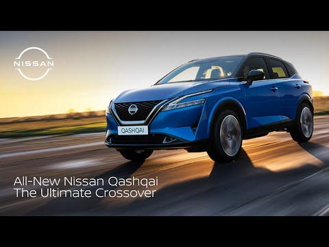 All-New Nissan Qashqai Digital Premiere