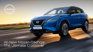All-New Nissan Qashqai Digital Premiere