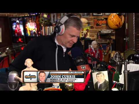 John Currie on the Dan Patrick Show (Full Interview) 2/25/15