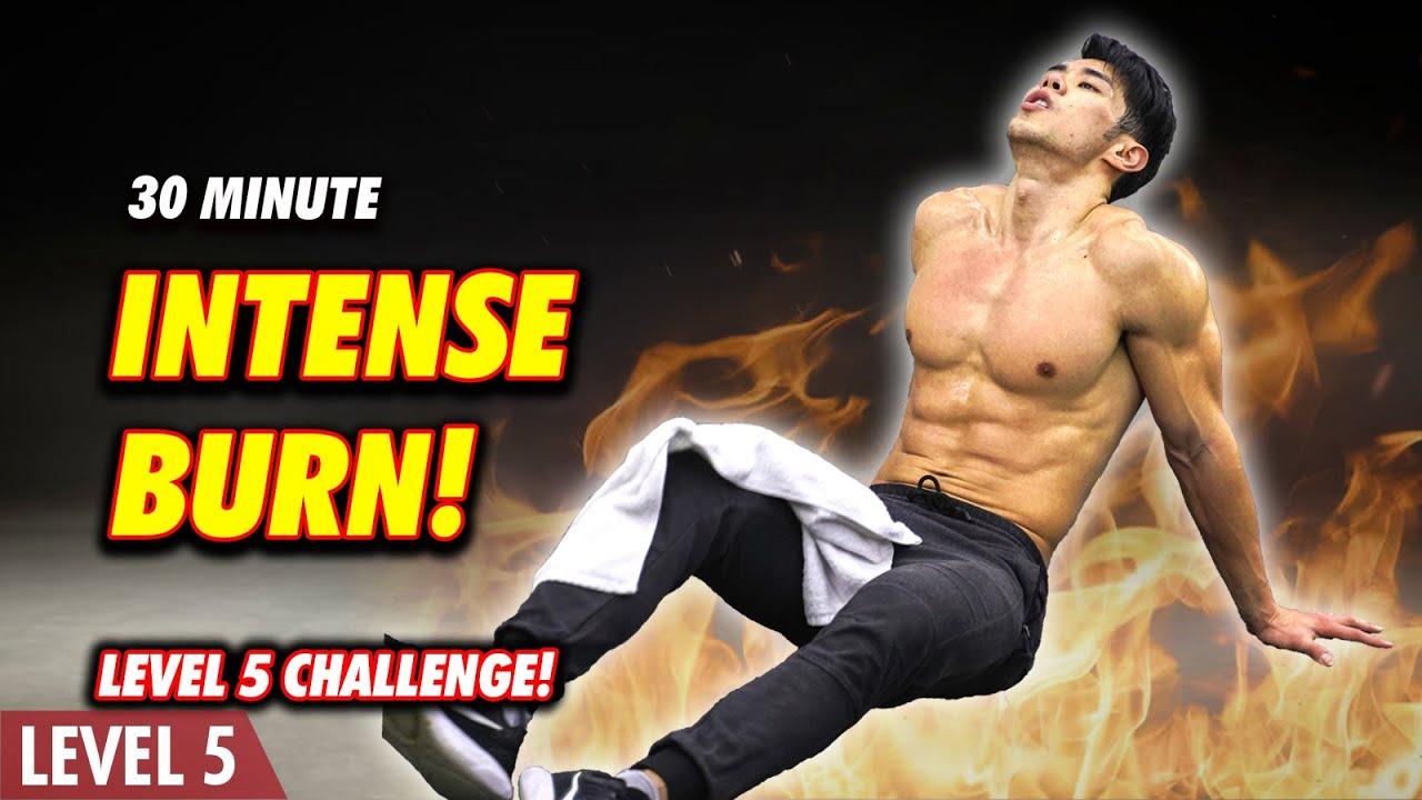 Strong Intense Circuit Training | Weightloss & Endurance (Level 5)