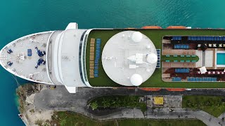 Bahamas Paradise Cruise Line's Grand Classica Cruise Ship Tour