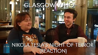 """Nikola Tesla's Night of Terror"" 