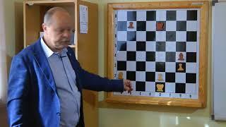Урок по шахматам №6. Оценка материального преимущества в шахматной партии.