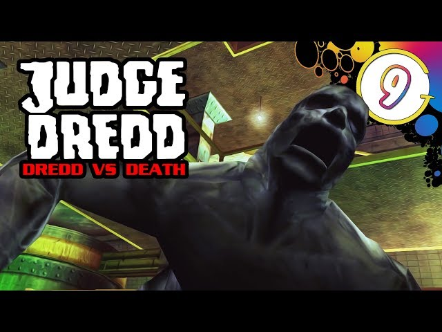 Justice On Sale | Judge Dredd: Dredd vs Death Part 9