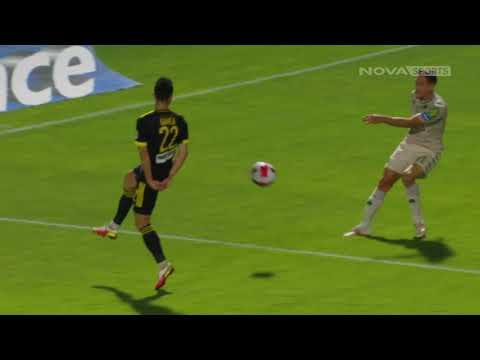 Aris Panathinaikos Goals And Highlights