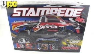Traxxas Stampede XL-5 RTR unboxed