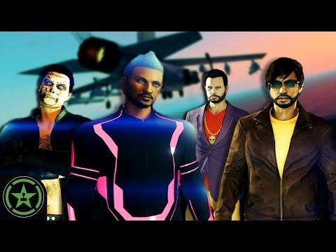 Let's Play - GTA V - Humane Raid: Setup - Criminal Masterminds (Part 4)