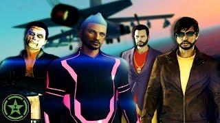 Let's Play: GTA V - Humane Raid: Setup - Criminal Masterminds (Part 4)