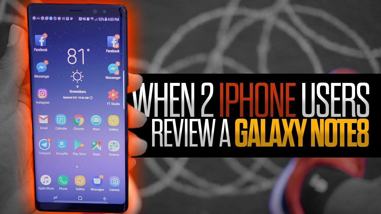 Switching From Iphone To Samsung Note