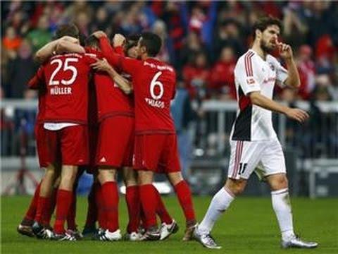 Bayern Munich vs FC Ingolstadt 04 2-0 Hightlights & Full Goal